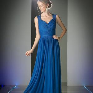 Royal Long Lace Evening Dress CD3858